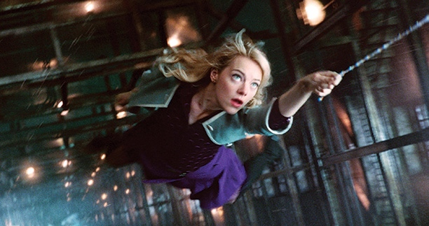 Amazing Spider-Man 2 - Gwen Stacy (header)