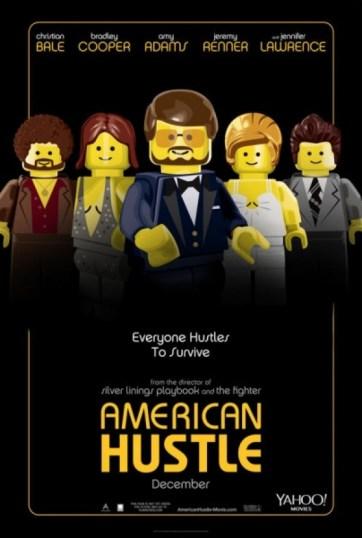 American Hustle Lego