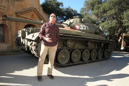 Arnold Tank Rides 2