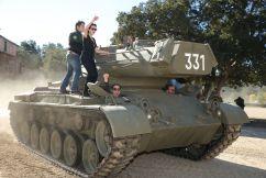 Arnold Tank Rides 8