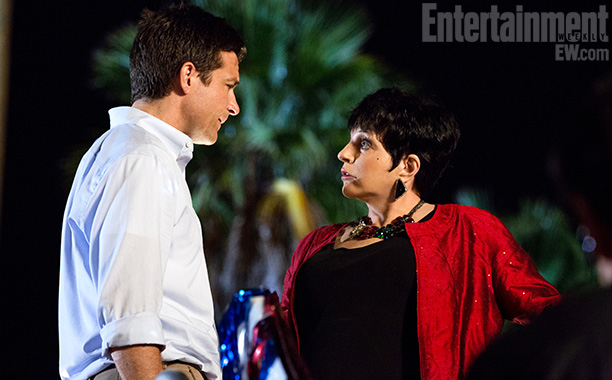 Arrested DevelopmentSeason 4Jason Bateman and Liza Minelli2013