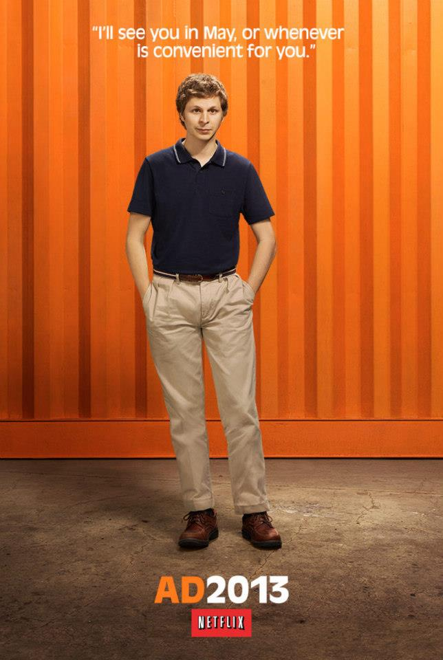 Arrested Development poster - George Michael
