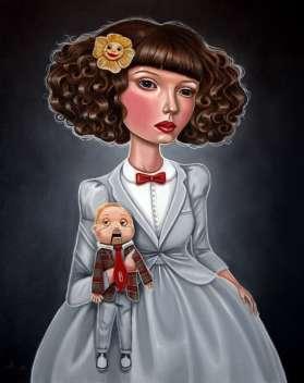 Audrey Pongracz - Pee Wee