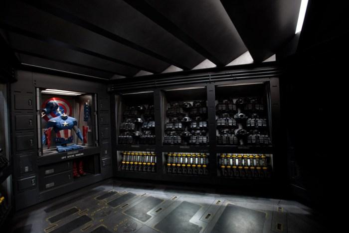 Avengers Armory