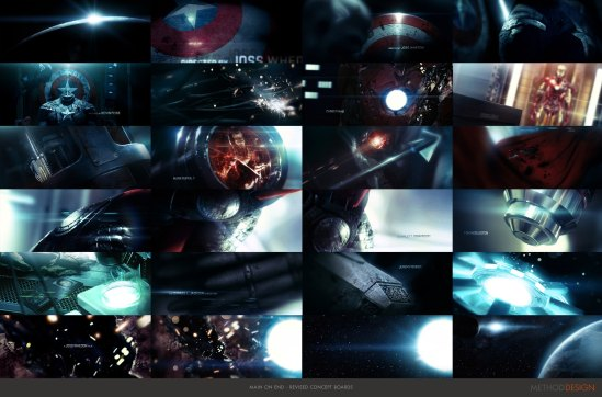 Avengers Title Concept 4