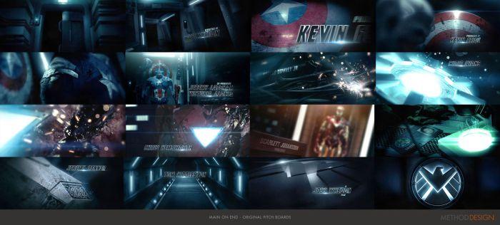 Avengers title concept 1