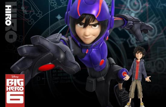 BIg Hero 6 - Hiro