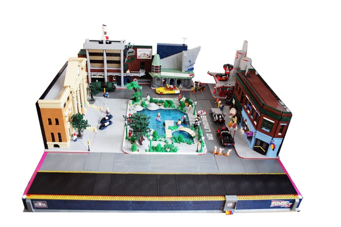 Back to the Future II Lego 2