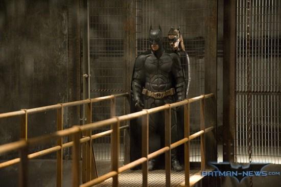 Batman Dark Knight Rises Grate
