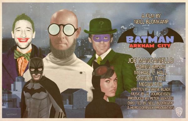 Batman - Neill Blomkamp
