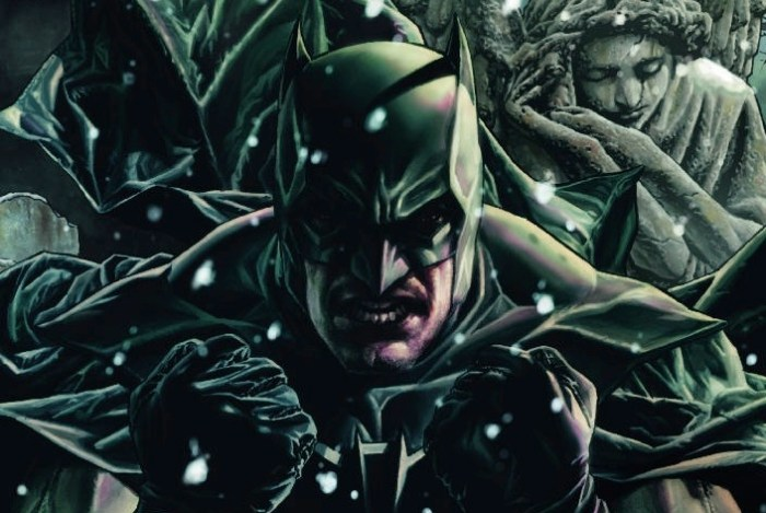 Batman Noel header