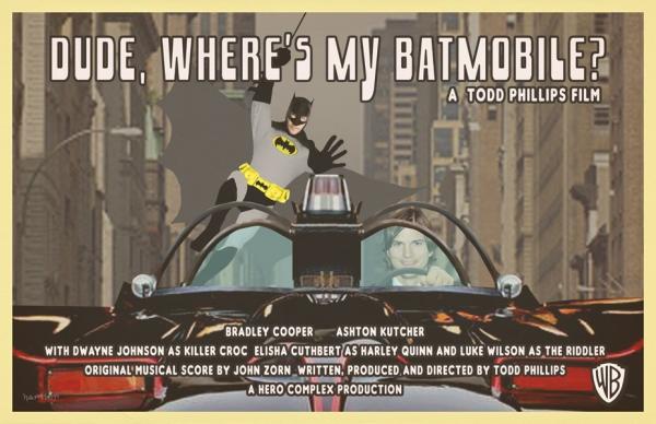 Batman - Todd Phillips