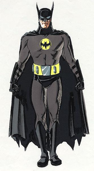 Batman Year One Concept 1