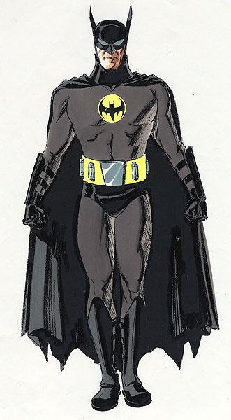 Batman Year One Concept 1