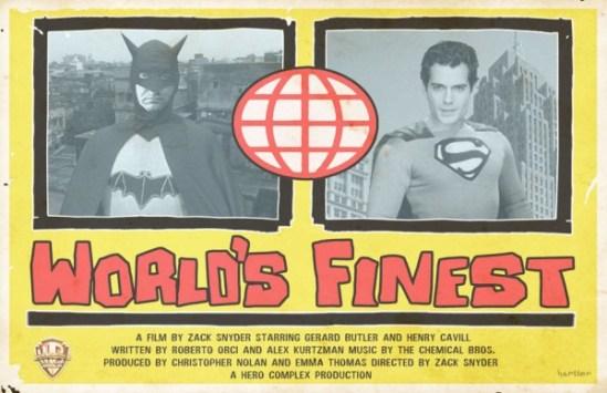 Batman - Zack Snyder