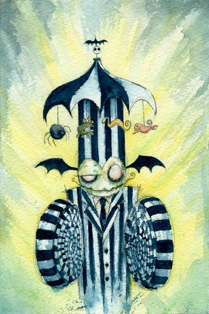 Beetlejuice - Drew Falchetta