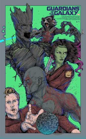 Berkay Daglar - Guardians of the Galaxy