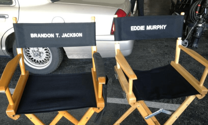 Beverly Hills Cop - Jackson and Murphy chairs (header)