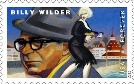 Billy Wilder USPS Stamp