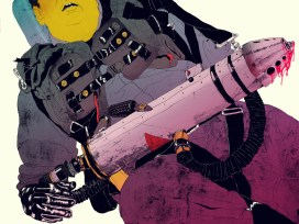 Boneface - Ghostbusters 2