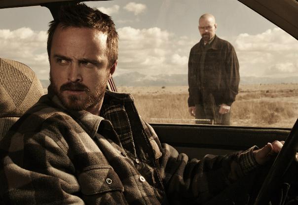 Breaking Bad Season 5 - Jesse and Walt