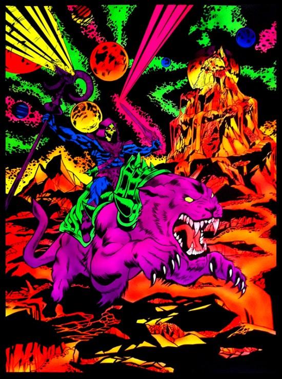 Brian Crabaugh -Skeletor_And_Panthor