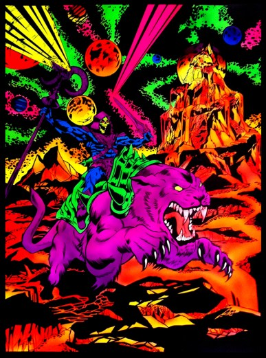 Brian Crabaugh -Skeletor_And_Panthor