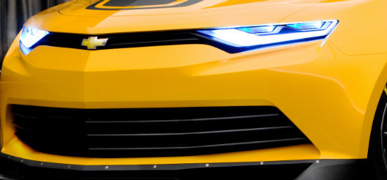 Bumblebee Transformers 4 header