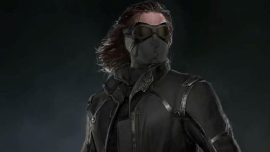 Captain America The Winter Soldier concept