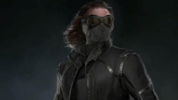 Captain America The Winter Soldier concept