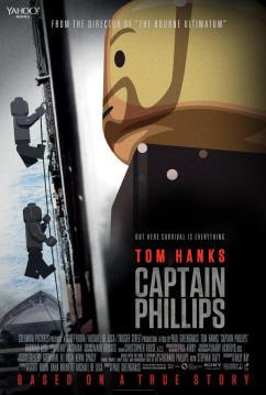 Captain Phillips Lego