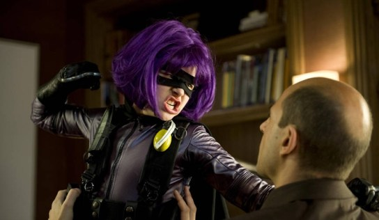 Chloe Grace Moretz in Kick-Ass