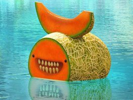 Cloudy 2 - Cantalope