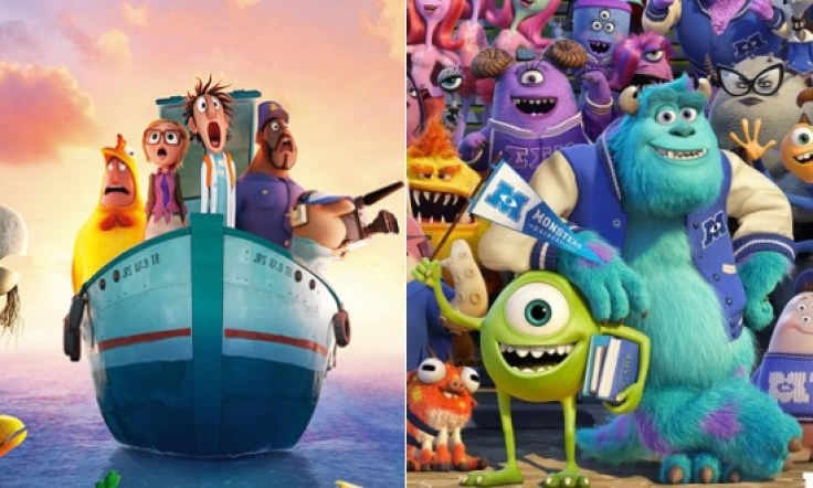 Cloudy 2 / Monsters University