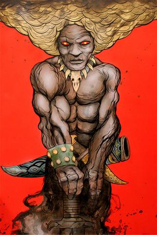 Conan L Jackson - Skinner