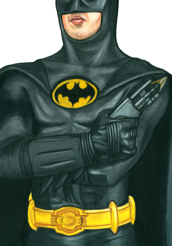 Cuyler Smith Keaton Batman
