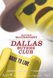 Dallas Buyers Club Lego