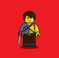 Dan Shearn - Lego Ash