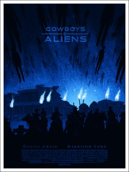 Danger - Cowboys Aliens