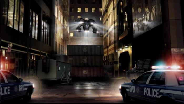 Dark Knight Rises Concept CG 2