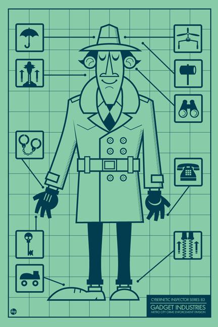 Dave Perillo - Inspector Gadget