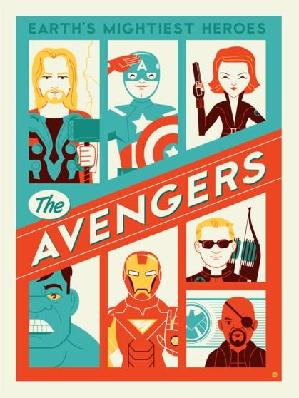 Dave Perillo - Avengers