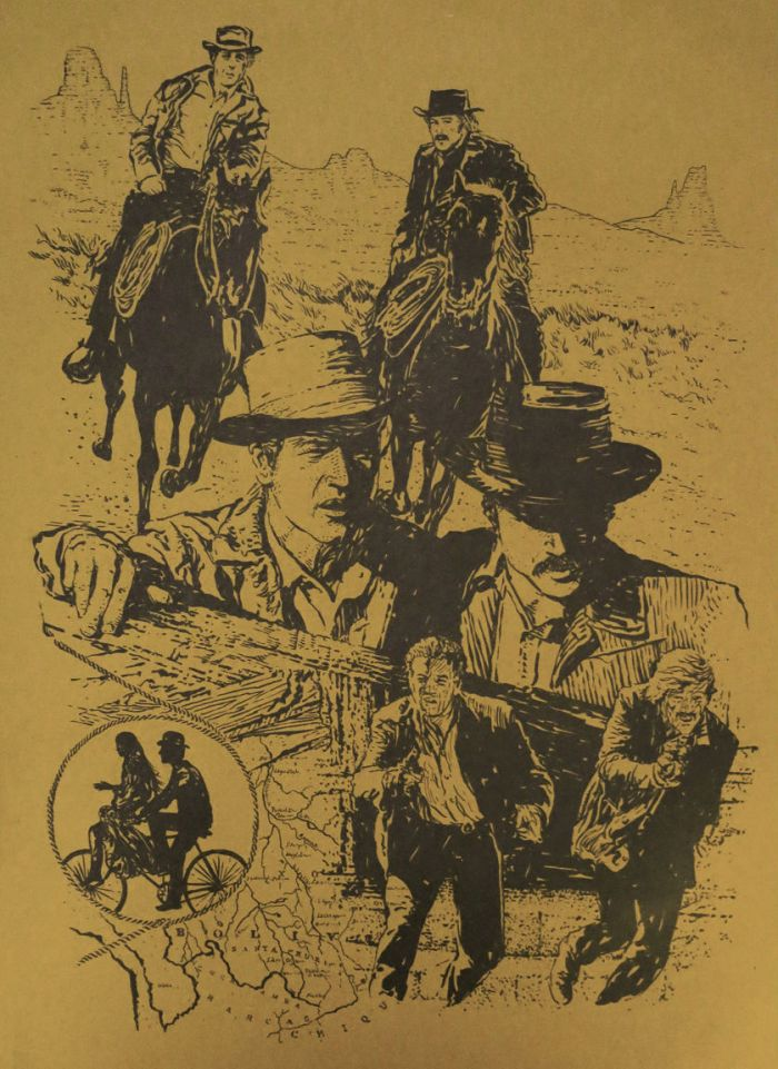David Welker - Butch and Sundance