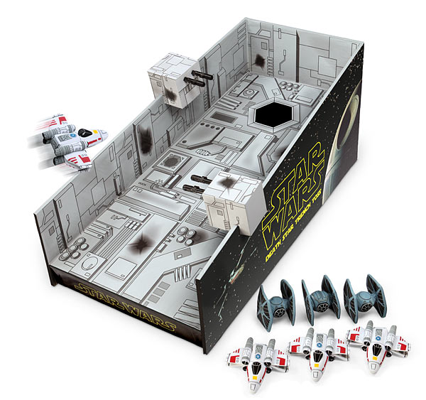 Death Star Trench Toss
