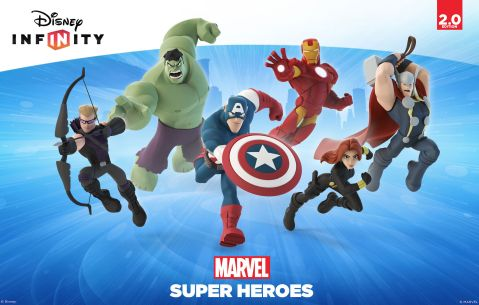 Disney Infinity Marvel 10