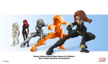 Disney Infinity Marvel 7