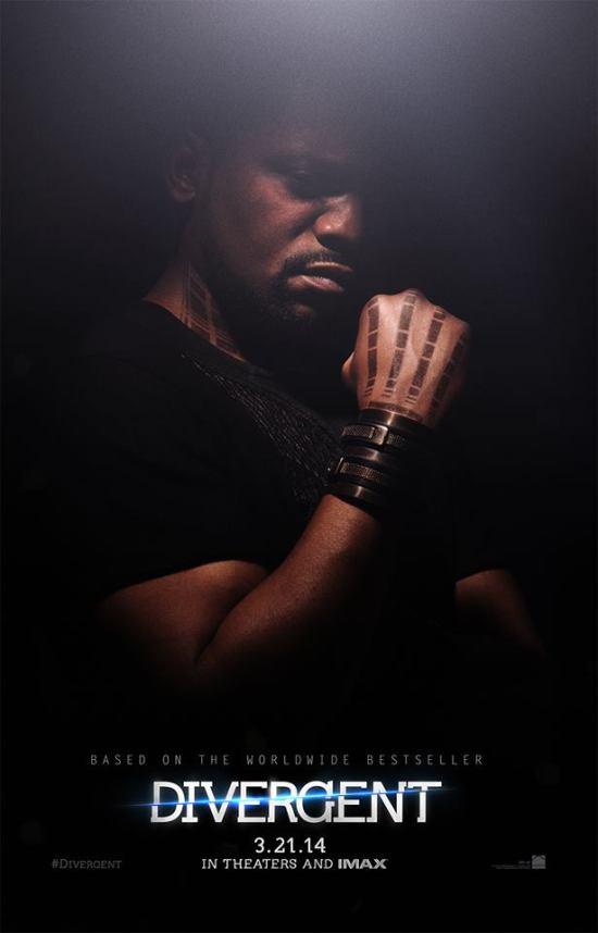 Divergent - Mekhi Phifer as Max