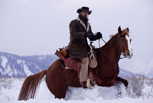 Django Unchained snow