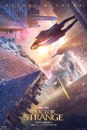 Doctor Strange character poster Rachel McAdams – Christine Palmer