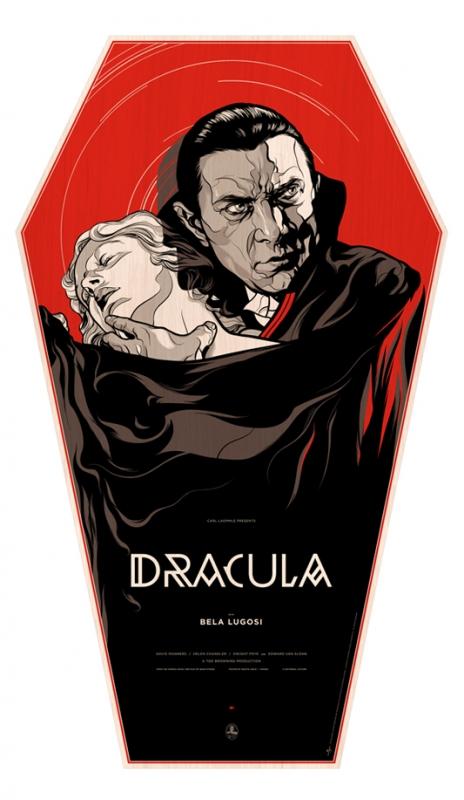 Dracula - Ansin - Wood